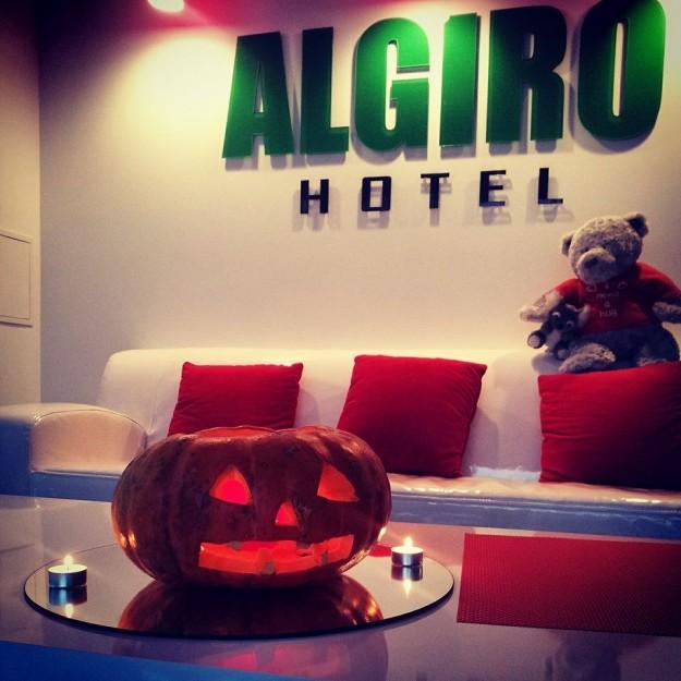 Halloween at Algiro Hotel