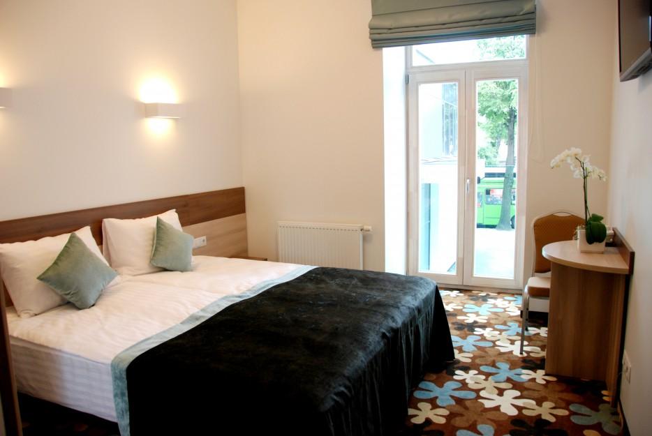 Algiro Hotel - viešbučio kambariai